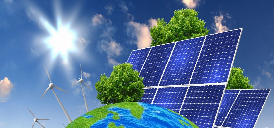 Paneles solares, opción para generar energía y cuidar el planeta via  @laviejaguardiaa